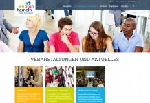 Hameln 2030 neue Internetseite