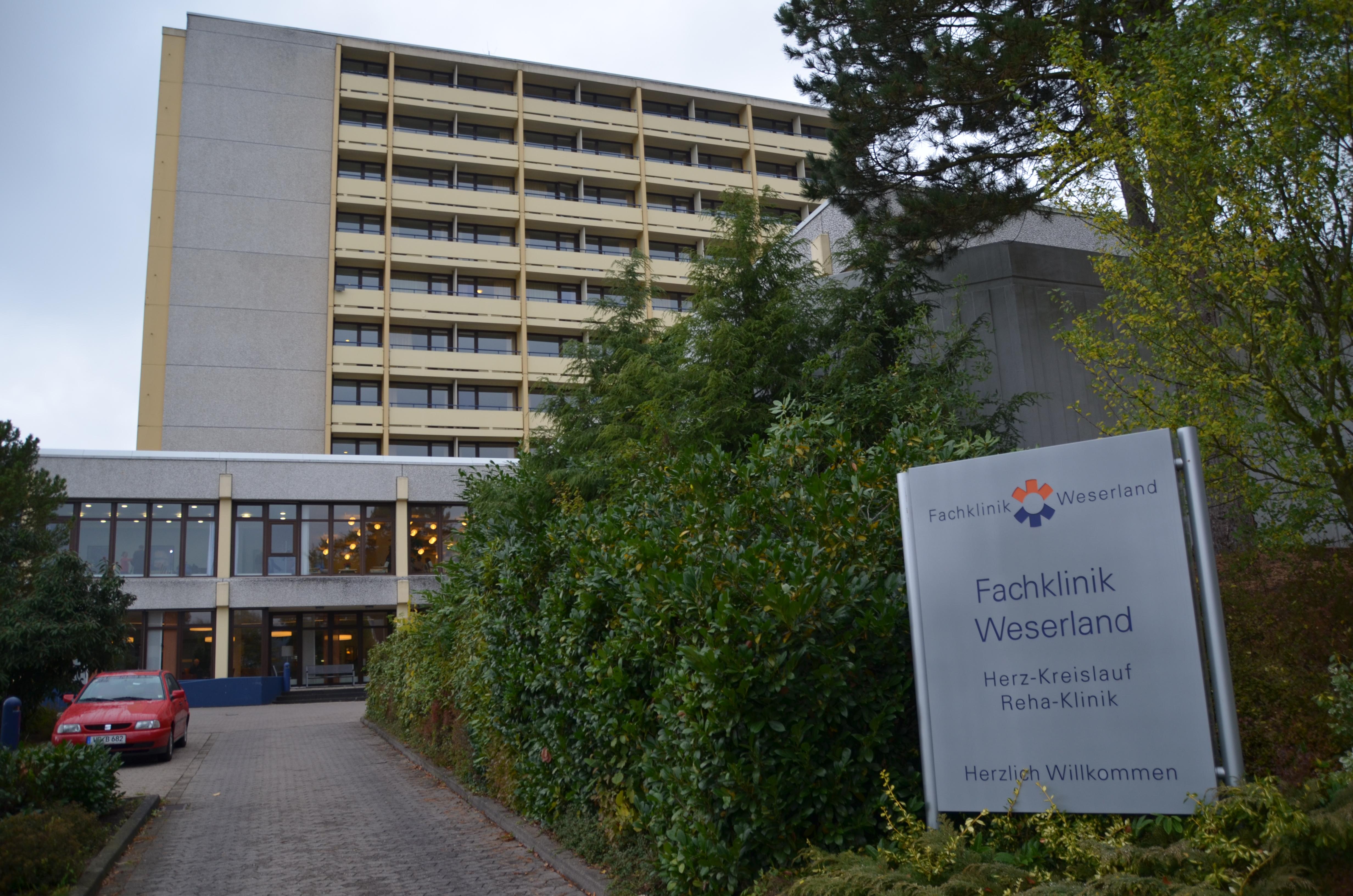 Weserland Klinik steht kurz vor der Schließung