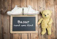 Schild - Basar_rund_ums_Kind