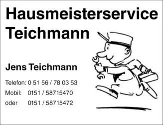 Hausmeisterservice Teichmann
