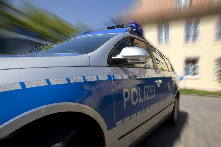 Polizeiauto Alkoholeinfluss