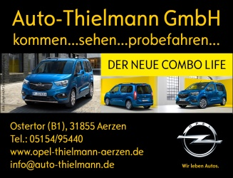 Auto Thielmann Opel Kombo Life