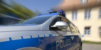 Polizeiauto - Zeugenaufruf!