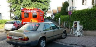 Stromausfall nach Verkehrsunfall - Hameln - neueWoche