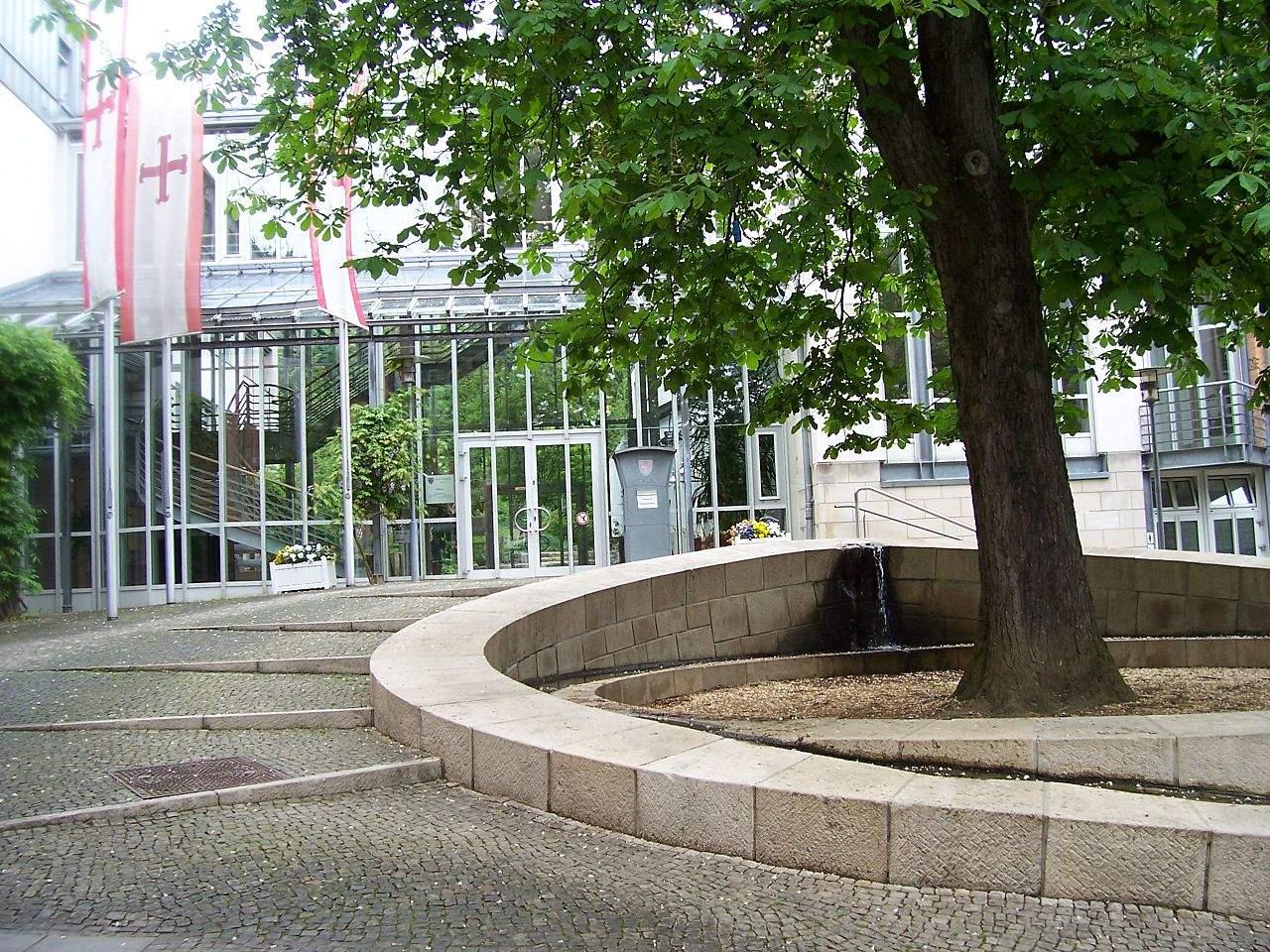 Rathaus Bad Pyrmont
