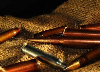 Munition Waffen