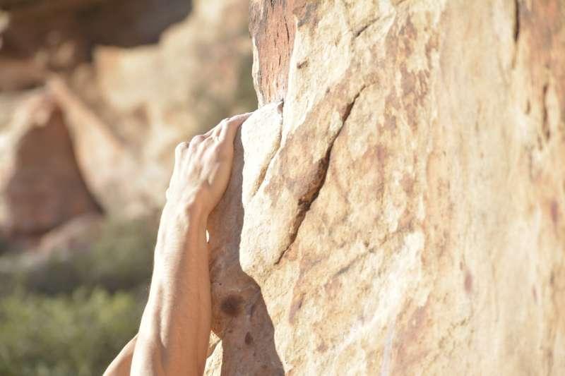 hand-klettern