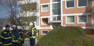 Seniorin Arndtweg Feuerwehr Hameln