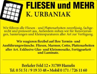Klaus Urbaniak