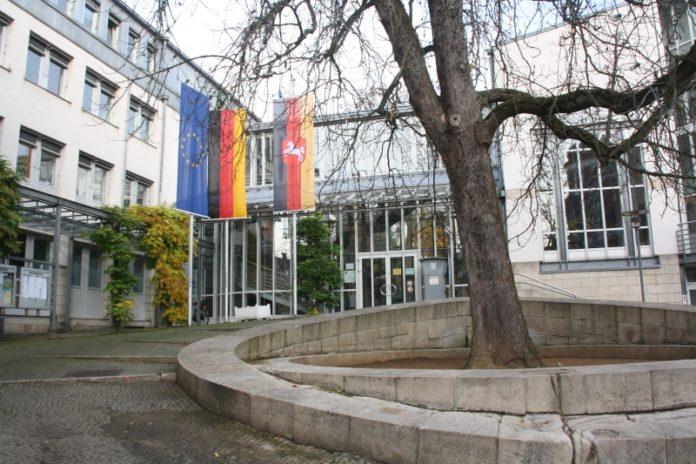 Dach Rathaus Bad Pyrmont