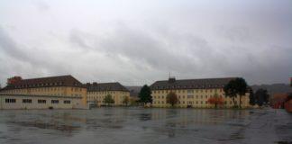 Linsingen-Kaserne Hameln Flüchtlinge DRK