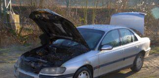 Auto Flammen Bad Pyrmont