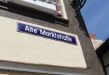 Alte Marktstraße - Hameln