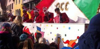 Karnevalsumzug 2014 Hessisch Oldendorf