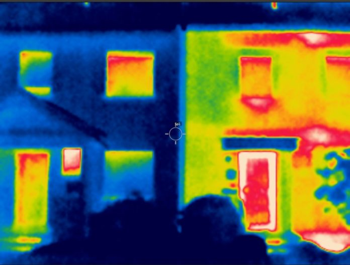 Thermografie Spaziergang