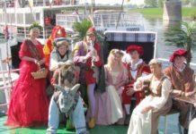Eröffnungsfahrt Flotte Weser