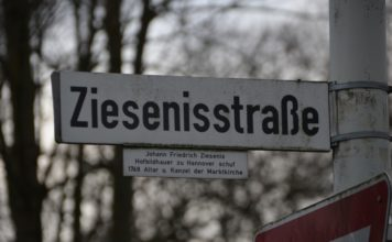 Ziesenisstraße
