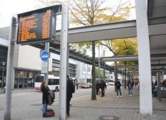 Busbahnhof Hameln Öffis GVH