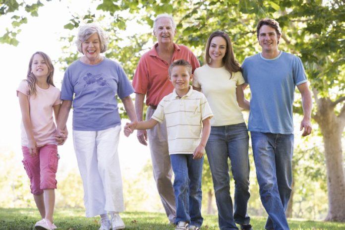 Familie Spaß Fotolia