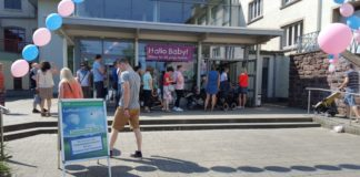 Messe Hallo Baby Stadthalle Holzminden