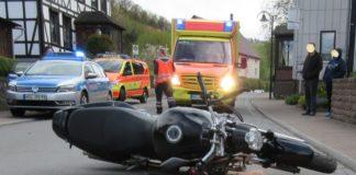 Verkehrsunfall Reileifzen