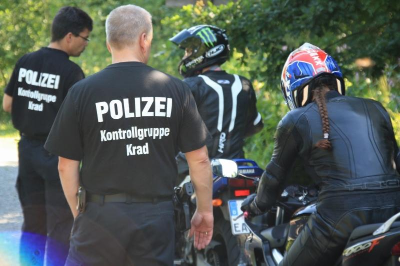 Motorrad Schwerpunktkontrolle Bad Münder Nienstedt Polizei