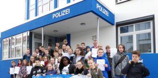 Zukunftstag 2017 Polizei Hameln