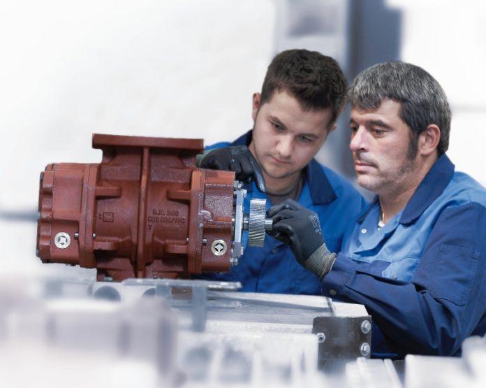Aerzen Maschinenfabrik Arbeiter