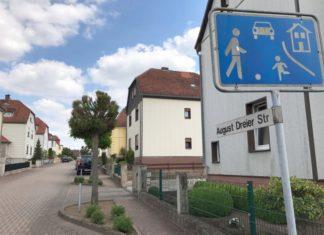 August-Dreier-Straße in Aerzen