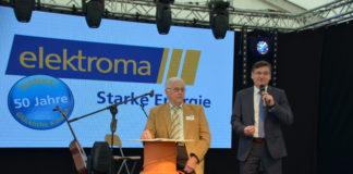 elektroma Reimann 50 Jahre