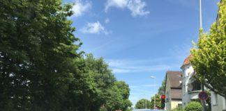 Fischbecker Straße Verkehr Stau