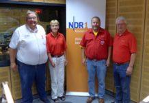 Rollerfreunde bei NDR1 Plattenkiste