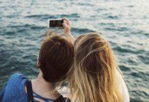 Selfies - Bild des Monats