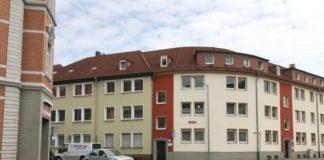 Fischbecker Straße - Einmündung Schlachthofstraße