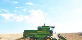Mähdrescher Ernte Landwirtschaft