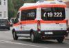Rettungswagen - Stadt