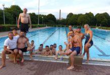 Schwimmkurs für Flüchtlinge