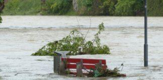 Weser Hochwasser Flut