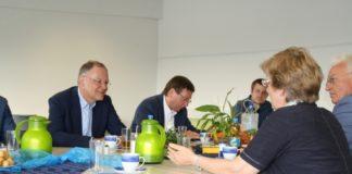 Pflegeberufe Weserbergland Ministerpräsident