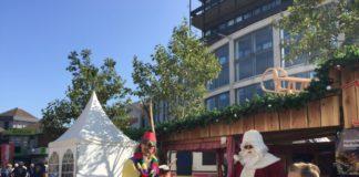Tag der Niedersachsen Rattenfänger Weihnachtsmann