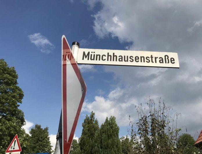 Münchhausenstraße Hameln