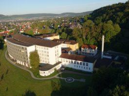 Bathildis Krankenhaus_Luftaufnahme