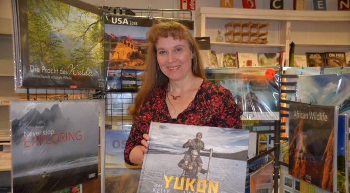 Buchtipp Oktober - Yukon