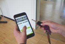 Parken Bargeld Schlüssel Handy