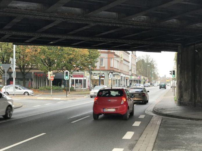 Schulweg - Deisterstraße