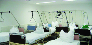 Krankenhaus Betten