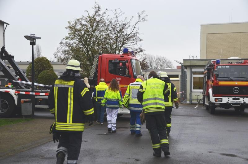 Quecksilber Unfall In Wilhelm Raabe Schule 18 Kinder