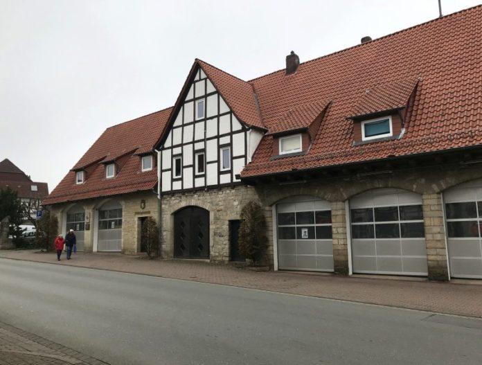 Feuerwehrhaus Bad Münder