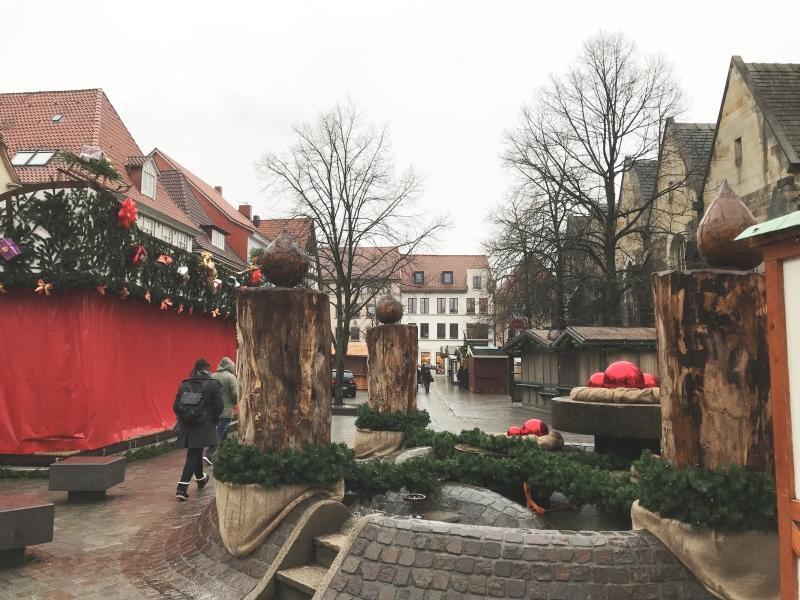 es geht los heute startet der hamelner weihnachtsmarkt. Black Bedroom Furniture Sets. Home Design Ideas