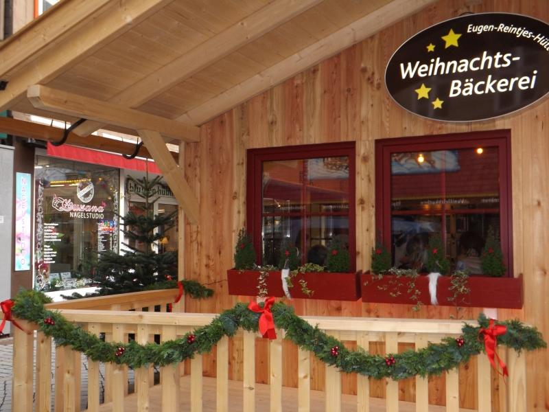 Weihnachtsbäckerei Hameln